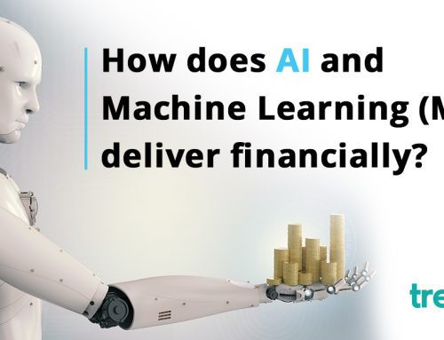 How does AI and Machine Learning (ML) deliver financially?